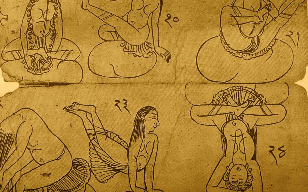 // Comment la pratique posturale est devenue la composante essentielle du yoga transnational. // (Part.5/5)L' Ashtanga Vinyasa Yoga